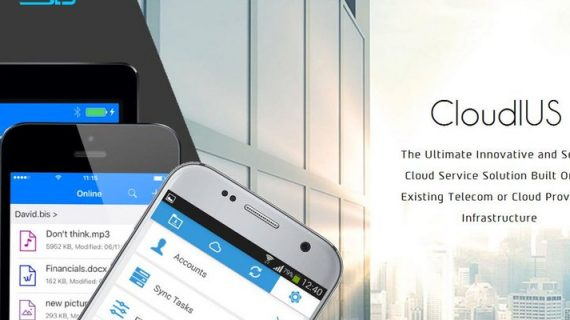 CloudIUS File Sync and Share for Android & iOS Gets Major Version Update